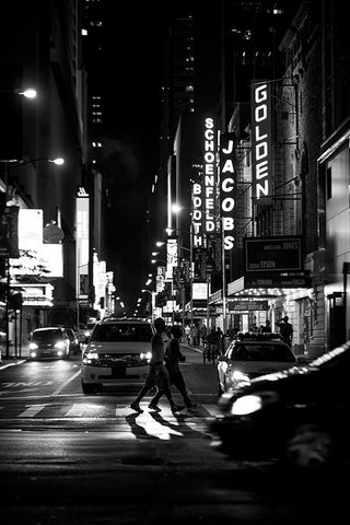 New York Streetlights