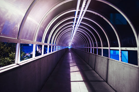Tunnel Vision by Michael Rivera