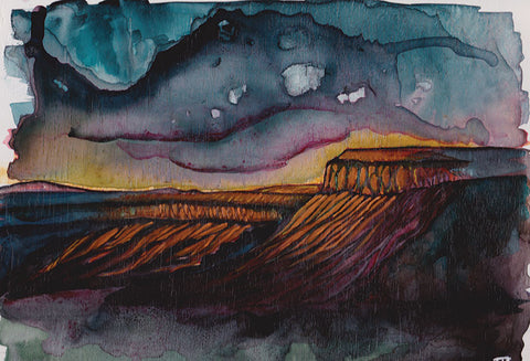 Canyonlands by Hilary Kelley