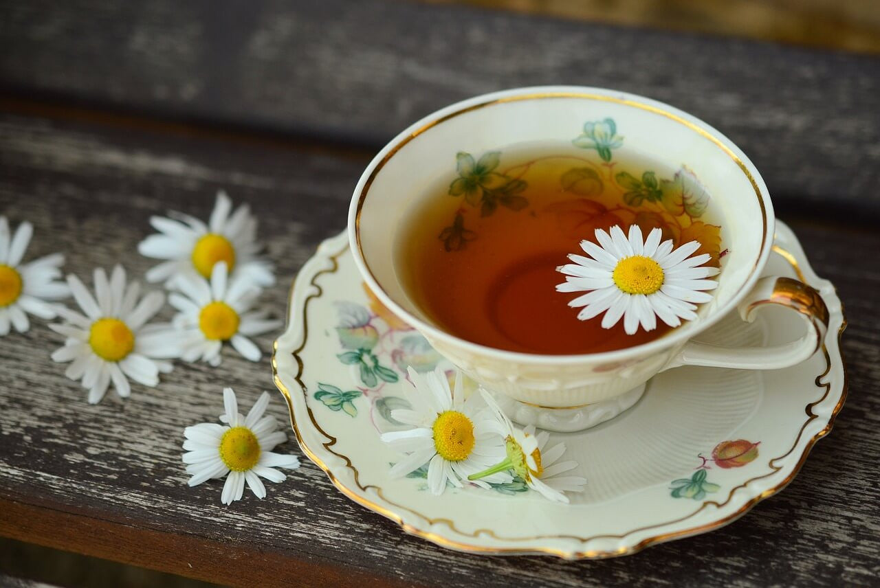 The Calming World of Chamomile