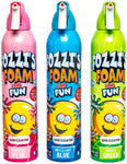FOZZI's Bath Foam Aerosol for Kids, Brilliant Blue, Groovy Green or Perfectly Pink, Good Clean Fun, 11.04 ounces (340ml) Each (Pack of 3) (Free Shipping)