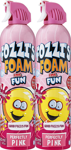 FOZZI's Foam 2 x Pink Soap ,Good Clean Fun, 2 x 18.06 oz (550ml) (Free Shipping)