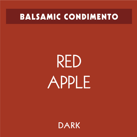 Red Apple Dark Balsamic Condimento