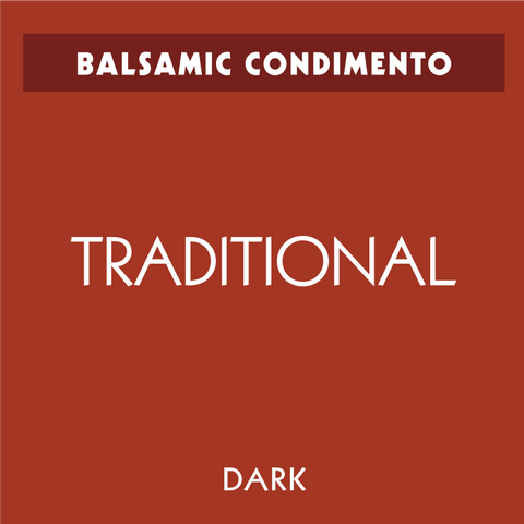 Traditional 18 Year-Aged Style Dark Balsamic Condimento