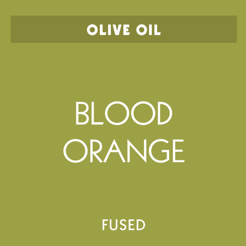 Orange Fused Olive Oil