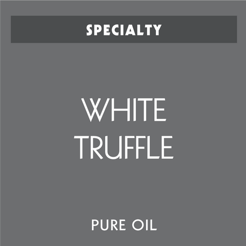 White Truffle Infused Pure Olive Oil