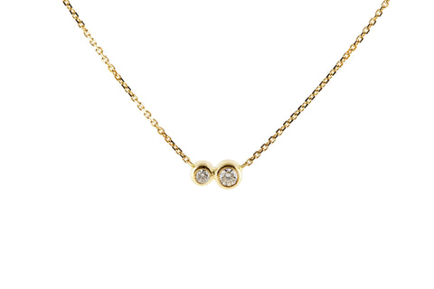 Baby Necklace Duo