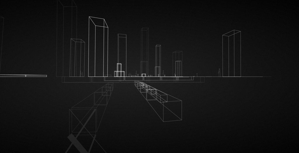 I DO NOT LOVE NYC frame - generative video by Tibor Fabian