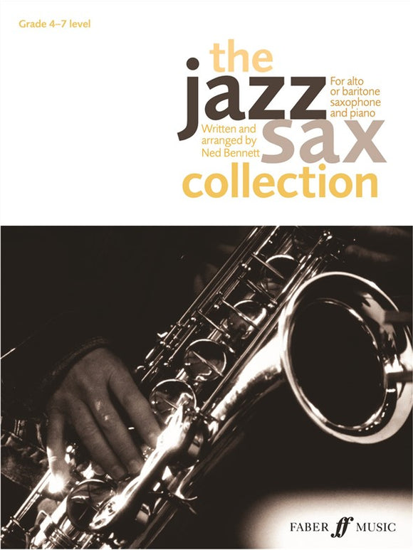 Ned Bennett: The Jazz Sax Collection (Alto/ Baritone)
