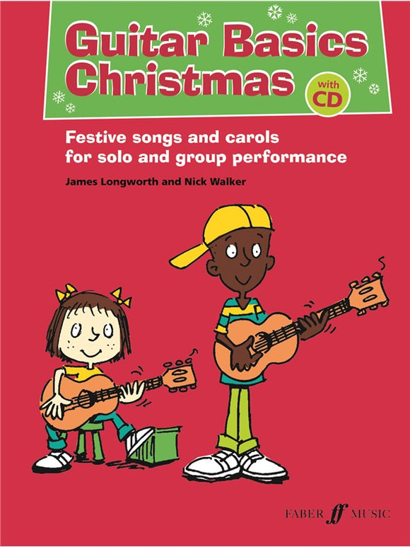Guitar Basics Christmas (Book/CD)