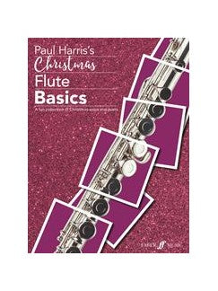 Paul Harris: Christmas Flute Basics