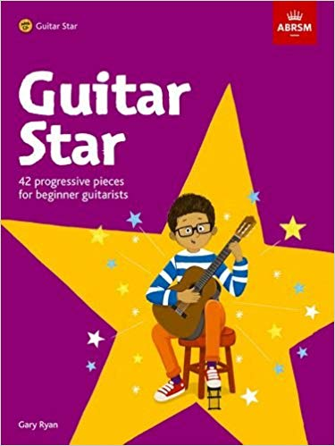 ABRSM: Guitar Star (Book/CD)