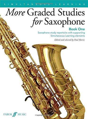 More Graded Studies For Saxophone: Book One