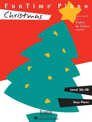 Faber And Faber: Fun Time Christmas Level 3A-3B