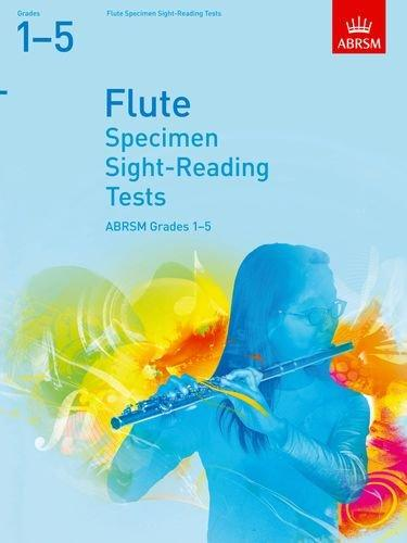 ABRSM: Flute Specimen Sight Reading Tests Grades 1-5