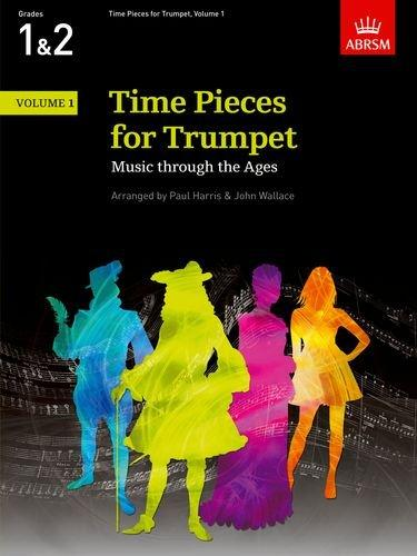 ABRSM: Time Pieces For Trumpet Volume 1 (Grades 1-2)