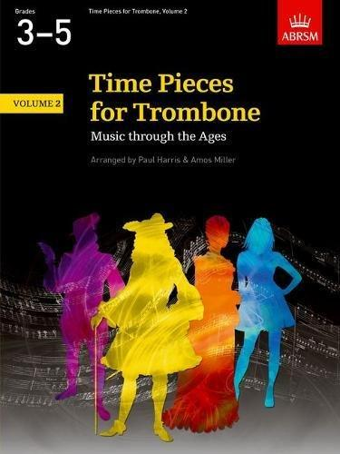 ABRSM: Time Pieces For Trombone Volume 2 (Grades 3-5)