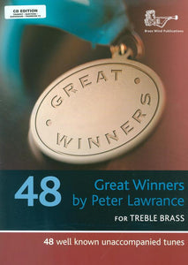 Great Winners For Treble Brass (Trumpet)