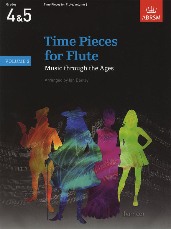 ABRSM: Time Pieces For Flute Volume 3