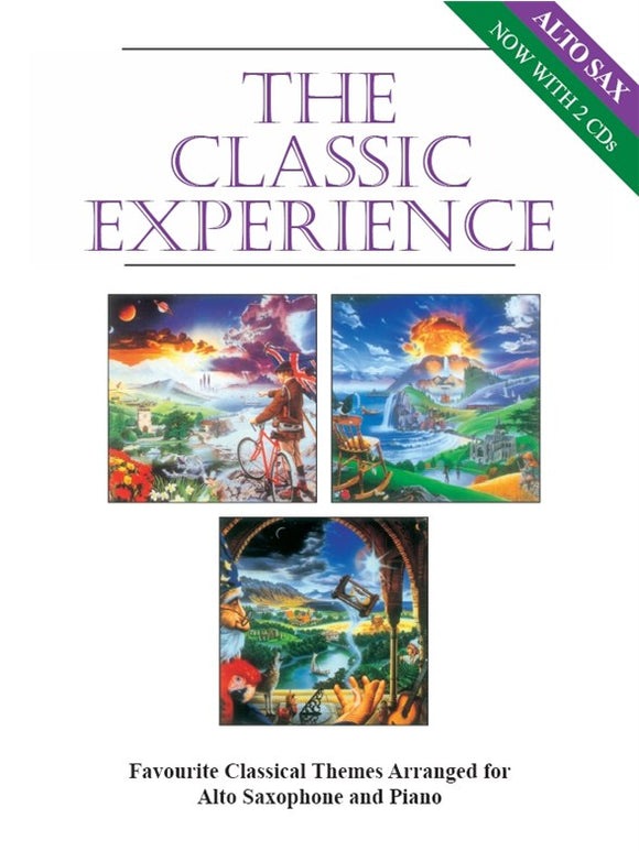 The Classic Experience (Alto Saxophone)