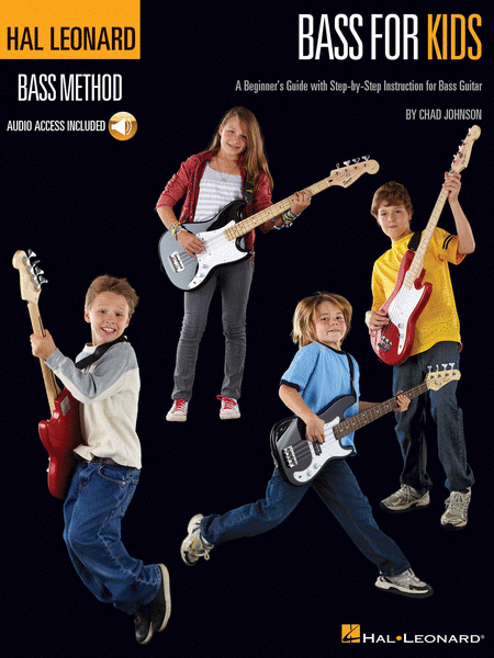 Hal Leonard: Bass For Kids