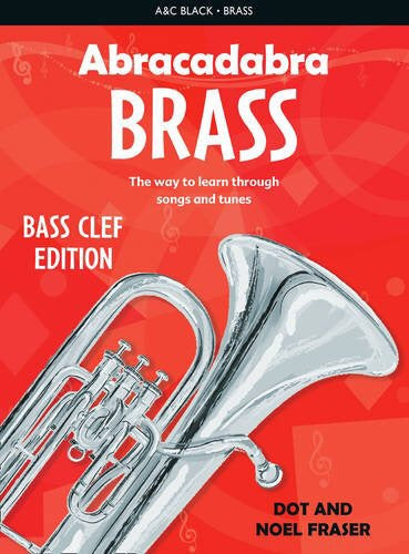 Abracadabra Brass: Bass Clef Edition (Book Only)