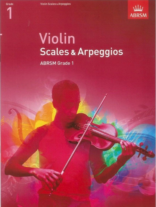 ABRSM: Violin Scales And Arpeggios Grade 1