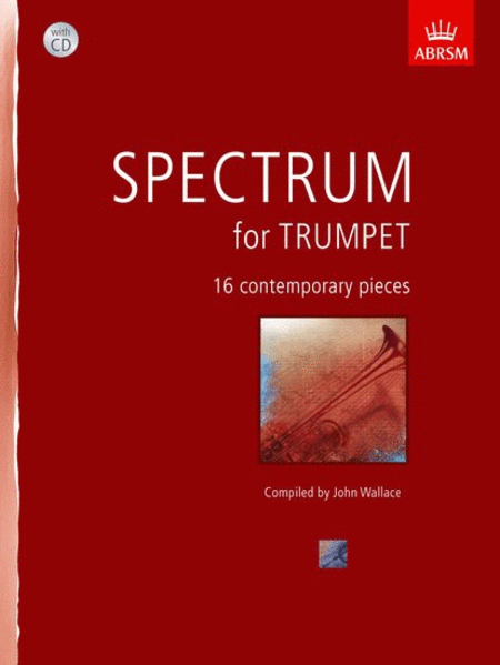 ABRSM: Spectrum For Trumpet (Book/CD)
