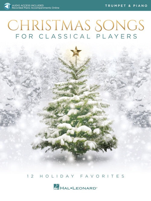 Christmas Songs for Classical Players – Trumpet and Piano