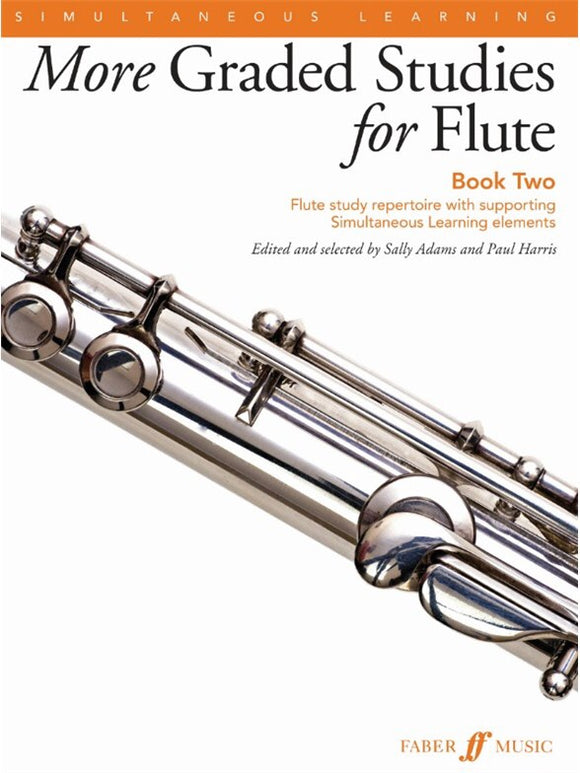 More Graded Studies For Flute: Book Two