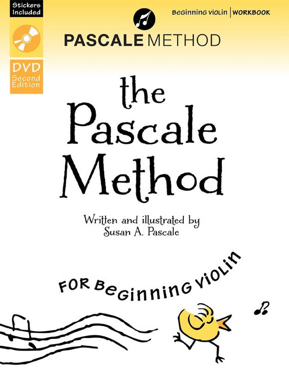 The Pascale Method For Beginning Violin (2nd Edition) With DVD