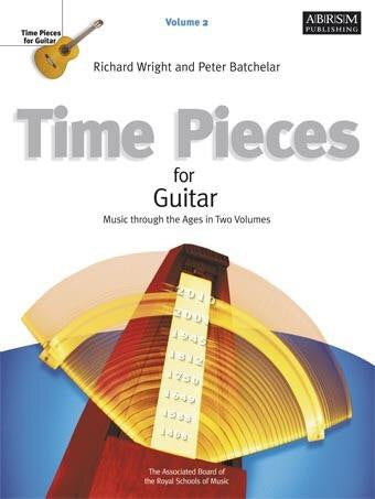 ABRSM: Time Pieces For Guitar Volume 2 (Grades 3-5)