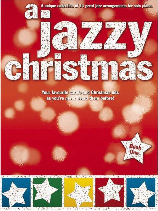 A Jazzy Christmas - Piano (Book One)