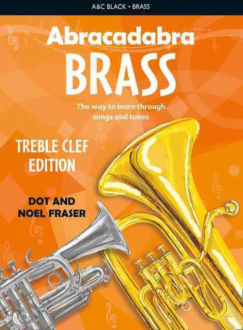 Abracadabra Brass: Treble Clef Edition (Book Only)