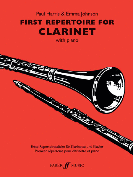 First Repertoire For Clarinet
