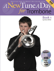 A New Tune A Day: Trombone (BC) Book 1 (CD Edition)