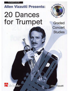 Allen Vizzutti: 20 Dances For Trumpet