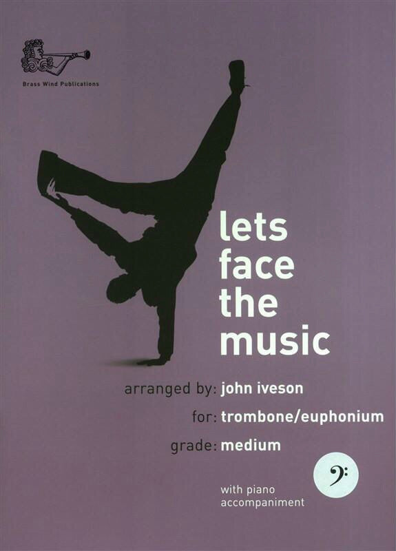 Lets Face The Music - Trombone Bass Clef (Book Only)