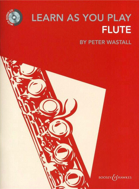 Peter Wastall: Learn As You Play Flute