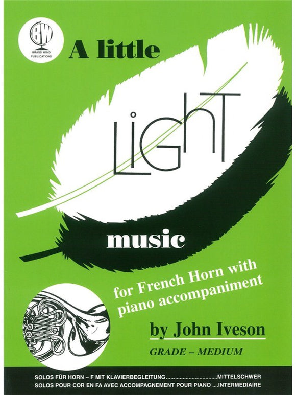 A Little Light Music For French Horn