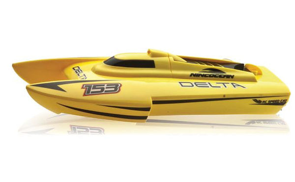 RC BOATS  |  splashing good fun