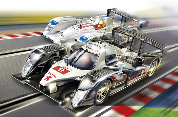 Fsf slot car products