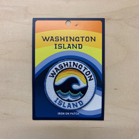 Washington Island Wave Patch
