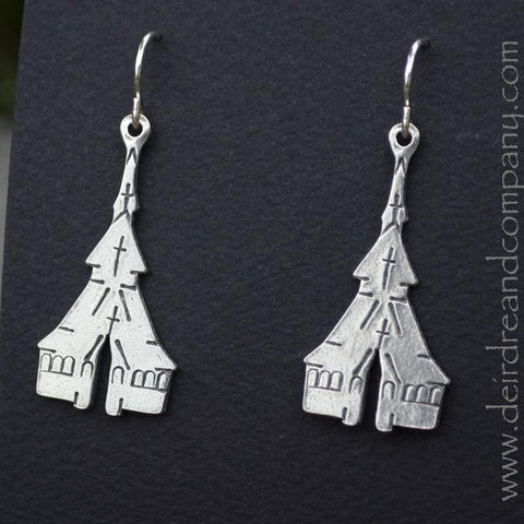 Stavkirke Earrings