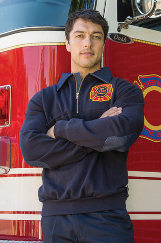 Game Sportswear<br>Men's Firefighter's<br>Work Shirt<br>#810