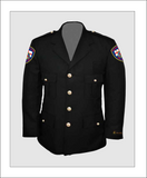 Anchor Uniform<br> 210PY Class A <br> Single-Breasted Coat