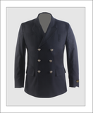Anchor Uniform<br> 211PY Class A <br> Double-Breasted Coat