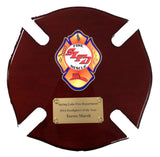 Rosewood Award Plaque <br /> Three Sizes