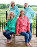 New Englander <br /> Rain Jacket by <br /> Charles River Apparel <br /> 8 Colors Available