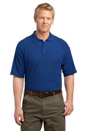 Cornerstone EZCotton <br> Tactical Polo <br /> Short Sleeve <br /> CS414